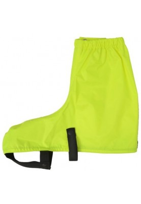 Agu Bike Boots Reflection Kort neon geel