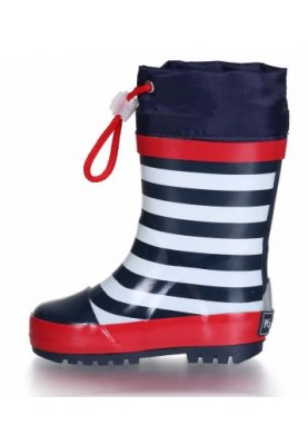 Rainboots Rayé Rouge Taille Rose 28/29 7ROsVm