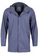 Blauwe regenjas Lighthouse Jacket van Highlander