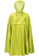 Wild Lime met stippen dames poncho Alena van Pro-X Elements