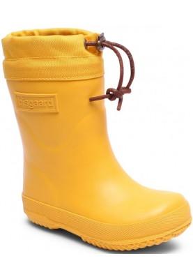 Gele regen winterlaars Thermo van Bisgaard