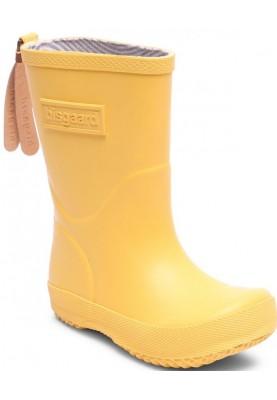 Gele regen winterlaars Thermo van Bisgaard (Maat 26