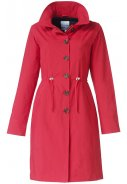 Rode coat Rosa / Petra van Happy Rainy Days