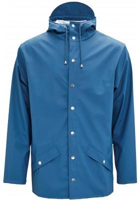 887f39baa51abc Blauwe regenjas van Rains (Jacket) (Maat XS/S) - Heren Regenjassen