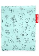 Mint lichtgewicht kinder Regenponcho, Cats and Dogs 2