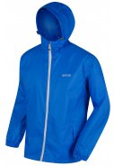 Oxford blue herenregenjas Pack It Jacket van Regatta