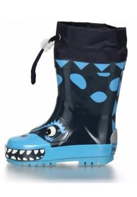 Jouer Manches Couverture De Jeu D'hiver - Courtes Bottes De Pluie - Bleu Foncé - Taille 27 NDq8SFvmW1