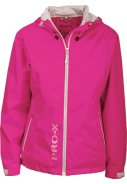 Neon roze regenjas Lady Flash van Pro-X Elements