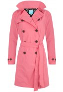 Roze trenchcoat Penny van Happy Rainy Days
